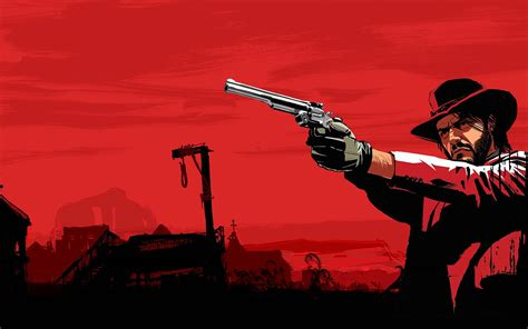 red dead redemption wallpapers high quality