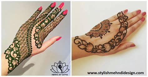 Do It Yourself Henna Tattoo beautiful  easy mehndi designs 825 x 429 · jpeg