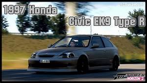 Honda Civic Type R 1997 : forza horizon 2 honda civic ek9 type r 1997 car build 22 youtube ~ Medecine-chirurgie-esthetiques.com Avis de Voitures