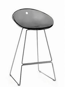 Bürostuhl Sitzhöhe 65 Cm : design barhocker farbe grau transparent 65 cm sitzh he kaufen bei richhomeshop ~ Bigdaddyawards.com Haus und Dekorationen