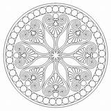 Patterns Quilt Pages Mandala Coloring Quilting Whole Cloth Templates Medallion Designs Coloriage Quilts Mandalas Machine Printable Pattern Bird Radiance Adults sketch template