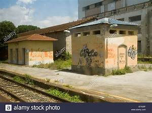 Derelict Buildings Graffiti Stock Photos  U0026 Derelict