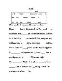 math for fourth graders free cloze about plants for grade by farming fourth graders tpt