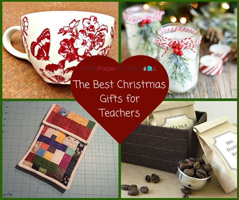 the best christmas gifts for teachers craft paper scissors