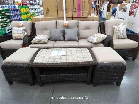 furniture patio furniture clearance costco  wood  metal material design jonathankerencom