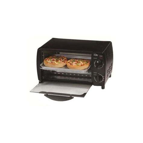 elite cuisine elite cuisine 4 slice toaster oven broiler eka 9210xb