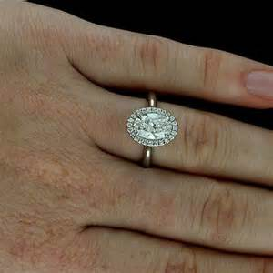oval engagement ring settings oval halo engagement ring cut micro pave set ring contemporary platinum