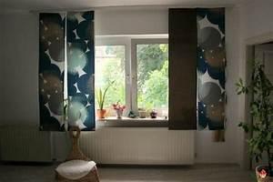 Ideen Für Schiebevorhänge : diy schiebevorh nge handmade kultur ~ Watch28wear.com Haus und Dekorationen