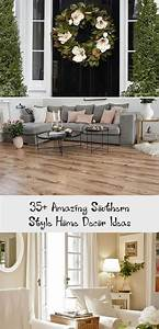35, Amazing, Southern, Style, Home, Decor, Ideas, Style