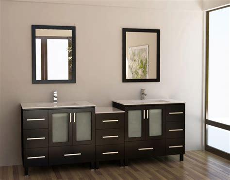 menards bathroom vanities