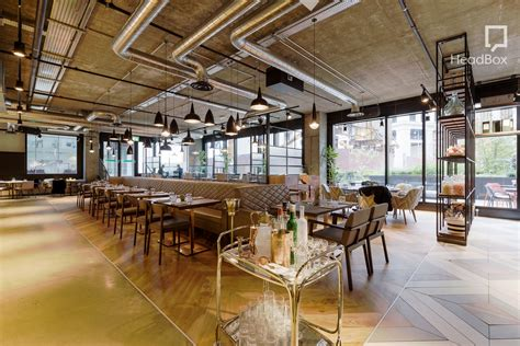 private dining  north london  headbox