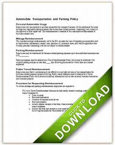Sample Layoff Letter Parking And Transportation Reimbursement