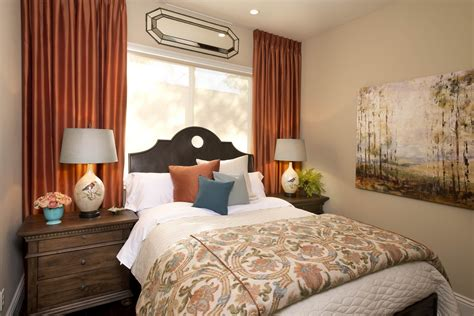 Vibrant Transitional Family Home Bedroom 2 Robeson Design