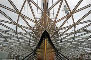 The Cutty Sark reopens to the public after £50 million ...