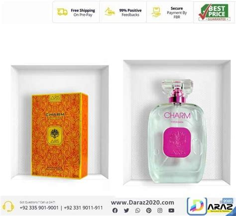 The best price of royal perfume in pakistan is rs.4,409 and the lowest price found is rs.880. ARIS CHARM Perfume Price In Pakistan 100ML - Best Selling