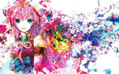 Vocaloid Anime Wallpaper - megurine luka vocaloid anime wallpaper anime