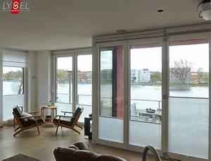 Vorhänge Für Große Fenster : auch f r gro e fenster individueller sicht und sonnenschutz nach ma m glich sichtschutz mit ~ Yasmunasinghe.com Haus und Dekorationen