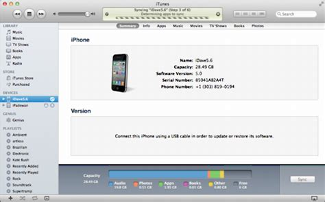 sync iphone wifi how do i enable wifi wireless iphone sync in itunes ask 1418