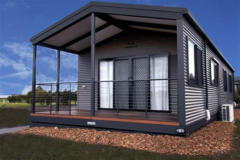 park cabin swan bay cabins caravan parks of australia