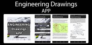 Engineering Drawing App Technical Civil Mechanical