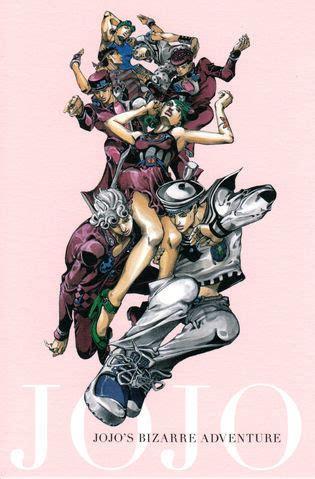 Jojos Adventure All Battle Purple Anime Fictional Character Cg Artwork Jojo S Adventure Tv Tropes
