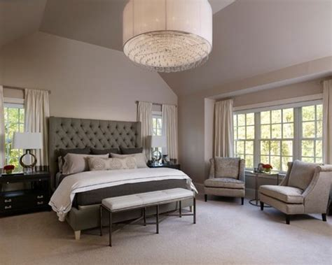 Transitional Master Bedroom Ideas, Pictures, Remodel And Decor