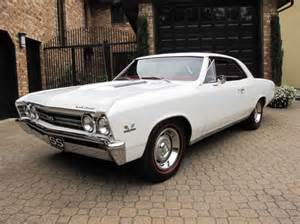 1967 Chevrolet Chevelle SS 396 for Sale