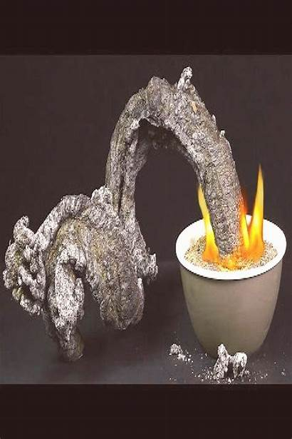 Fire Soda Snake Chemical Baking Sugar Reaction