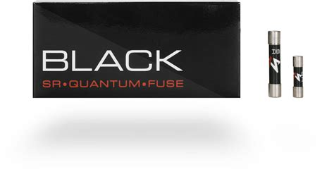 Synergistic Research Black Fuse