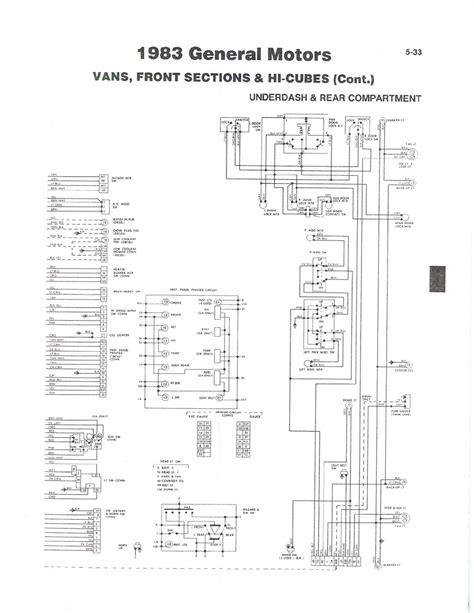 Fleetwood Pace Arrow Battery Wiring Diagram by 1983 Fleetwood Pace Arrow Owners Manuals Wireing Diagram