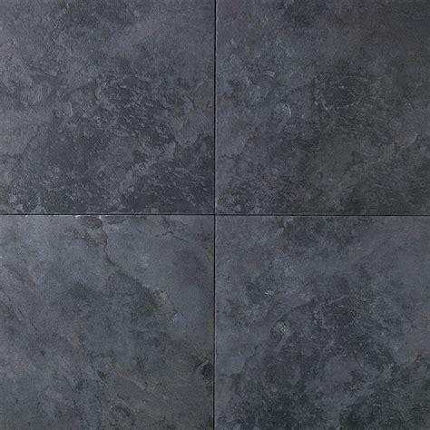 black ceramic tile 12x12 daltile porcelain tile continental slate series asian black 12 quot x18 quot
