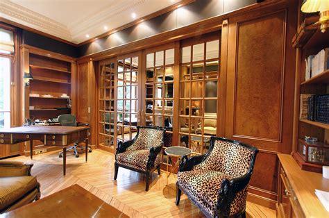 am agement bibliotheque bureau bureau bibliothèque arabesques ébénisterie restauration