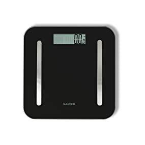 salter stowaweigh  bkr body analyser bathroom scale