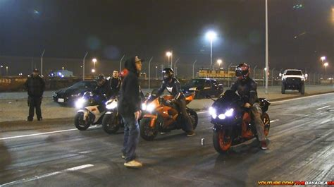 30 Minutes Of Some Of The Bay Area's Wildest Motorcycle
