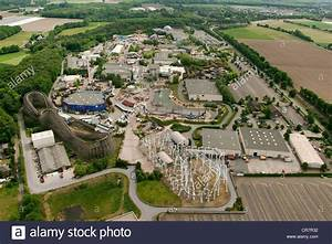 Movie Park Bottrop öffnungszeiten : aerial view movie park germany theme park roller coaster near stock photo royalty free image ~ Watch28wear.com Haus und Dekorationen