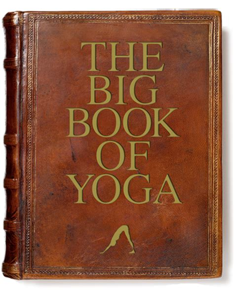 The Big Book Of Yoga