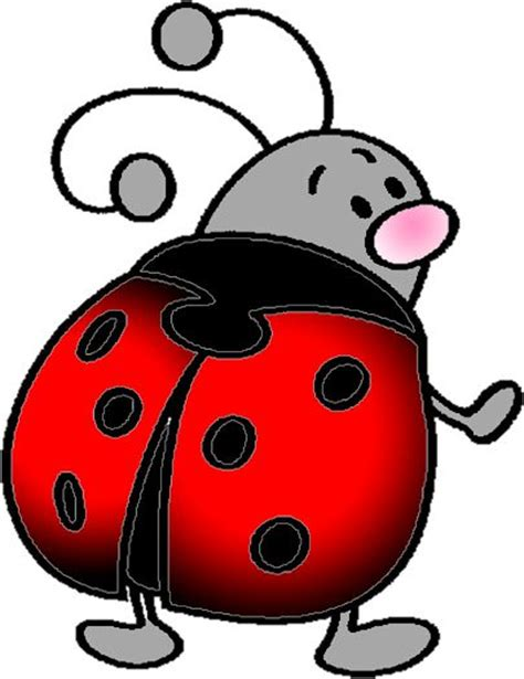 sexy ladybug cliparts   clip art