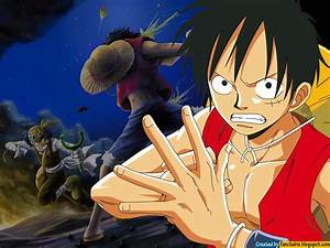 Monkey D Luffy Wallpapers - WallpaperSafari