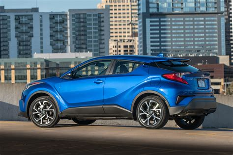 First Drive 2018 Toyota Chr