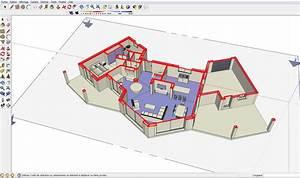 telechargez nos modeles de maison en 3d au format sketchup With google vue des maisons