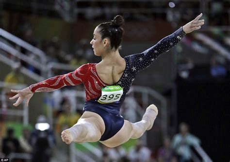 team usa gymnasts make their appearance in as