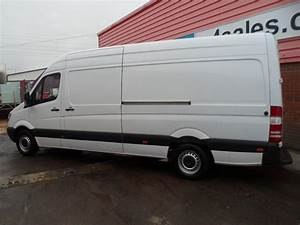 Mercedes Sprinter 313 Cdi : used 2013 mercedes sprinter 313 cdi lwb for sale in wiltshire pistonheads ~ Gottalentnigeria.com Avis de Voitures