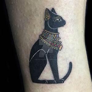 Egyptian Cat Tattoo Designs | www.pixshark.com - Images ...