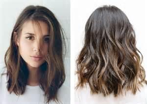 coupes de cheveux mi longs la coupe de cheveux mi longs 22 photos illustrant le charme de cette coiffure actualité du