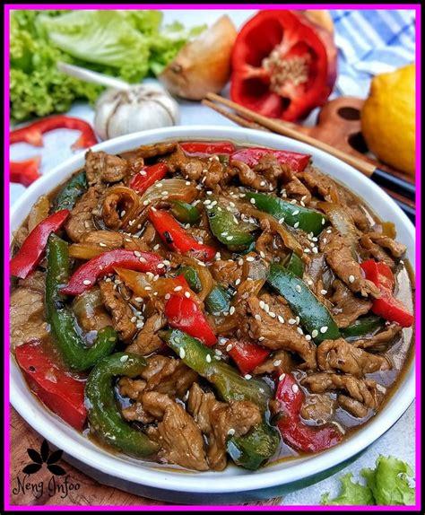 Kini anda bisa menyajikan masakan yang spesial ini untuk keluarga di rumah, tanpa harus membelinya di restoran. 4 Resep Daging Sapi yang Super Sedap - Neng Infoo