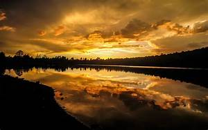 Kaibab Lake Sunset Wallpapers