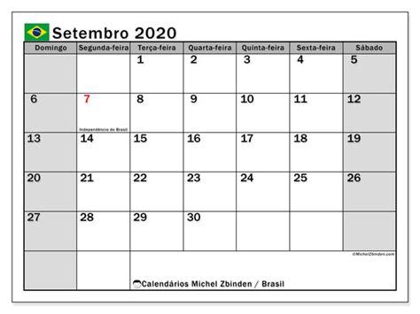 calendario setembro brasil michel zbinden pt