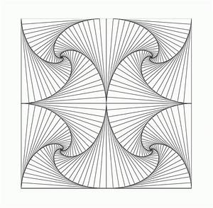 Geometric Patterns Coloring Pages For Kids - Coloring Home