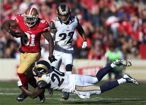 ers  care  rams turn attention  seahawks