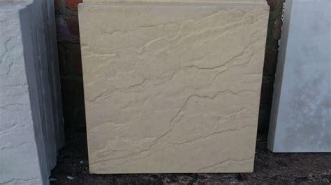 buff mm xmm riven paving slabs ebay